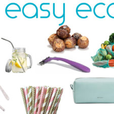 Time's Up!  We've ALL Got To Go Eco.  Easy Changes That Everyone Can Make.