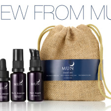 The New Mun The New Discovery/Travel Set  + New Argan Oil!  Vegan + Gluten-free, Too!