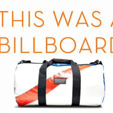 RAREFORM:  From Billboards To Bags (and Wallets, and Laptop Sleeves and…)