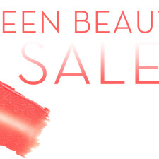 GREEN BEAUTY SPECIALS HAPPENING NOW!