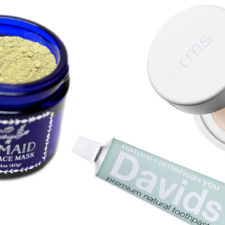 Makeup, Mask + Your Mouth:  New Products That Are Getting A Lot Of Buzz From RMS Beauty, Captain Blankenship + Davids Toothpaste!