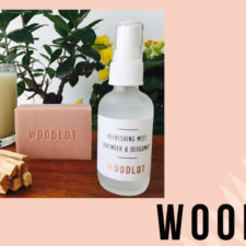 Woodlot Is Here!  Handcrafted Skincare, Soap and The Most Beautiful Candles + 20% Off!
