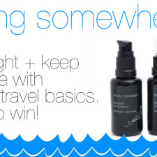 Kahina Giving Beauty's Travel Basics
