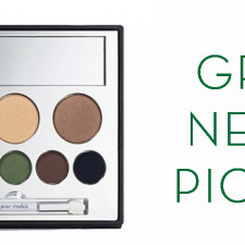 What's New For The Green Product Junkie?  New Serum, Shadows, Soap and Perfume!