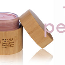 Mahalo's The Petal Mask Is Here & Limited Edition Mahalo Samples for Sale, Too!