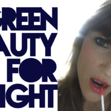 MY GREEN BEAUTY LOOK FOR NIGHT!