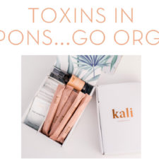 The Green Period: Organic Tampons + Pads From Kali!  Plus, 20% Off, Too!