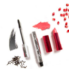 FREE MASCARA! Buy any Pomegranate Oil Lipstick & get any mascara FREE From 100% Pure!