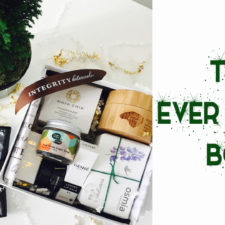 The Ever Green Holiday Box from Integrity Botanicals Is Here And It's A Limited Edition!