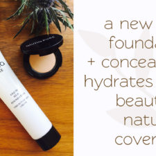 LOVE! Liquid Silk Foundation And Cream Concealer From Alima Pure!