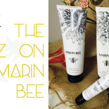 ALL ABOUT THE BEES, BABY!  Save The Bees With Marin Bee Skincare from San Francisco!