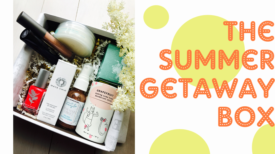 Sold Out The Limited Edition Summer Getaway Box From