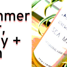 Lusts with Apoterra Skincare, Amly, CV Skinlabs + Rahua!  Plus, DEALS!