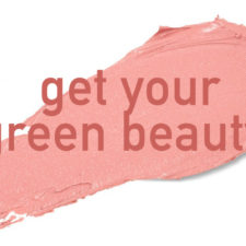 UPDATED SPECIALS IN GREEN BEAUTY